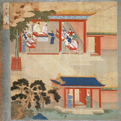 confucian philosophy in the han dynasty The daoism and the confucianism in han dynasty as the dominant philosophical school for around two thousand years in chinese imperial history, confucianism is always regarded as the most.