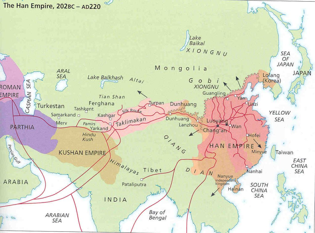 ap world compare contrast decline han dynasty roman empire The fall of empires from 200 ce-600 ce perfect for ap world history  compare and contrast rome and han lecture - duration:.